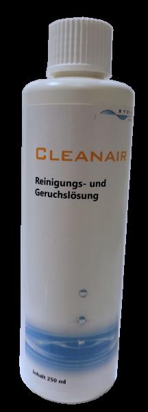 Cleanair Reinigungs- und Geruchslösung