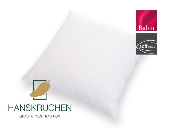 "3-Kammerkissen Rubin ""soft"""